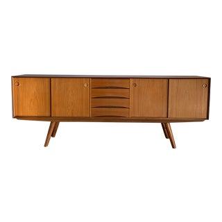 1960 Arne Vodder for Sibast Mid Century Credenza For Sale