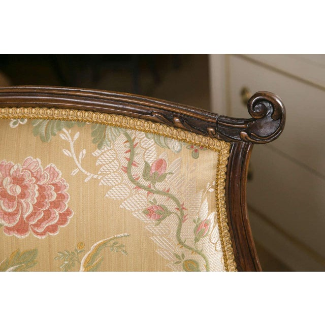 French Rococo Louis XV Style Armchairs - A Pair - Image 4 of 9