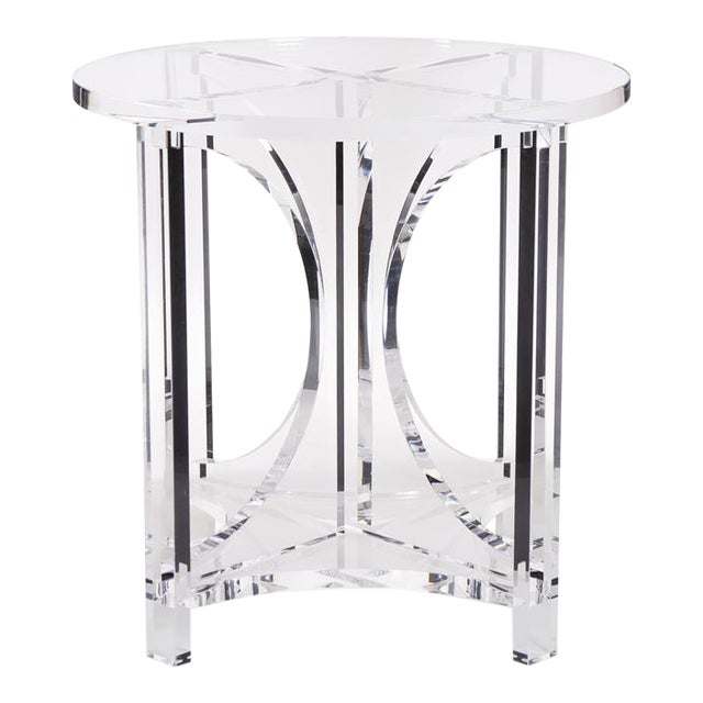 Kenneth Ludwig Chicago Kalar Side Table For Sale