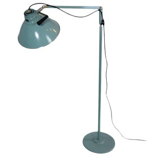 Mid-Century Medical Operation and Examination Floor Lamp