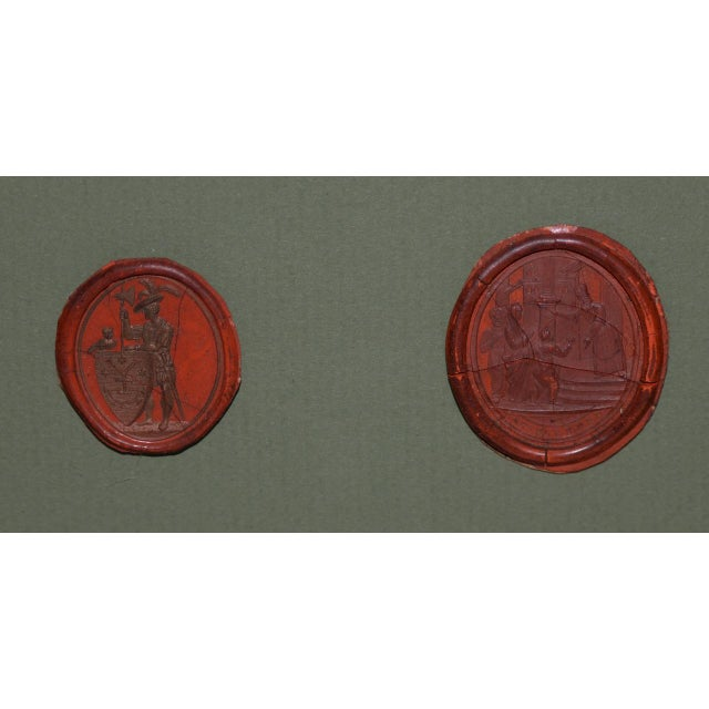 Fine Collection of 19th Century Wax Seals For Sale In San Francisco - Image 6 of 12