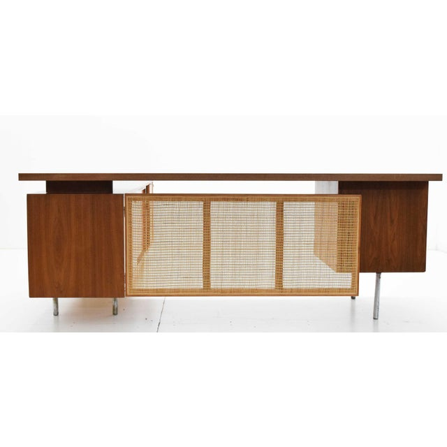 1952 George Nelson for Herman Miller Executive Desk For Sale - Image 13 of 13