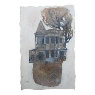 """Passages"" Original Watercolor Painting For Sale"