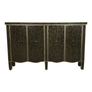 Metallic Side Console Cabinet