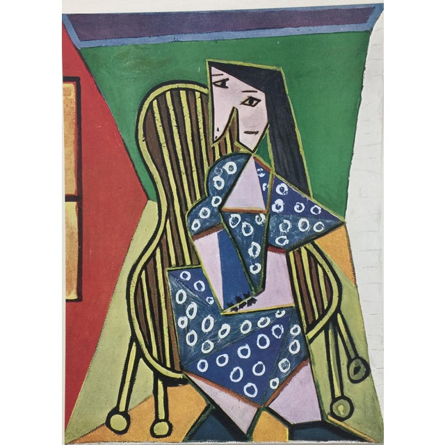 1946 Picasso Portfolio of Fine Lithographs For Sale - Image 9 of 13