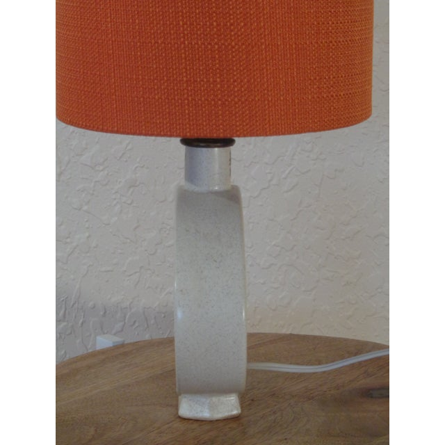 Mid-Century Modern Ando Hiroshige Mid-Century Modern Table Lamp For Sale - Image 3 of 6