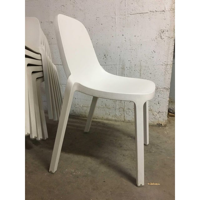 Emeco Philippe Starck for Emeco Broom Chairs - Set of 4 For Sale - Image 4 of 6