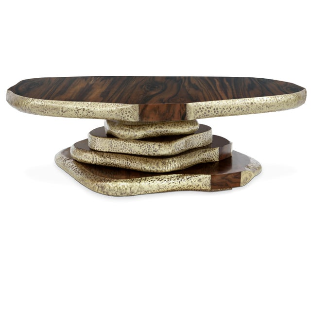 Modern Latza Center Table From Covet Paris For Sale - Image 3 of 3