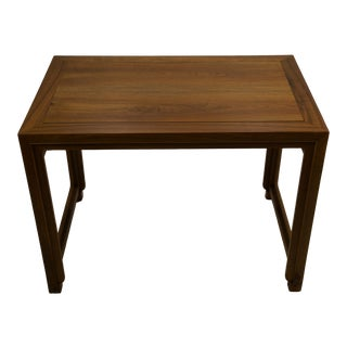 Ming Elm Writing Desk For Sale