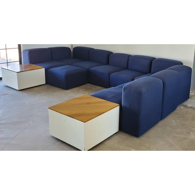 Castelli Large Modular Sectional Sofa For Sale - Image 12 of 12