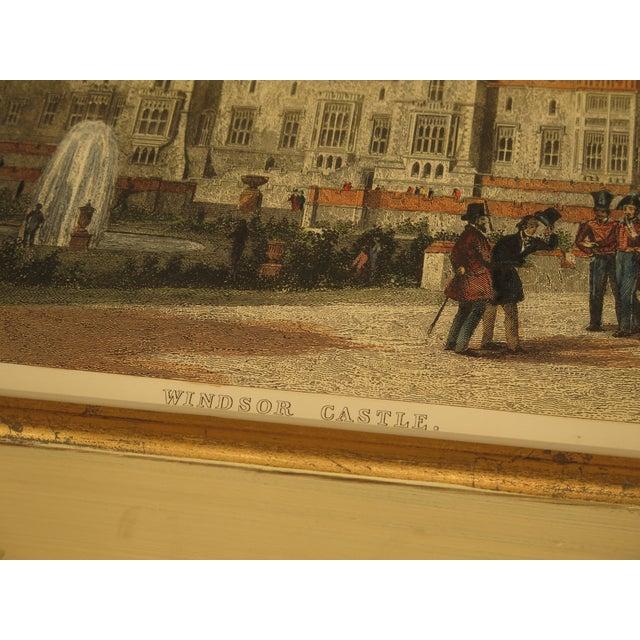 W. King Ambler 'London Views' Framed Prints - Set of 4 For Sale - Image 9 of 13