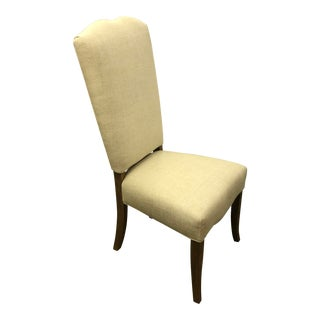 Queen Tall Back Dining Chair For Sale