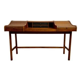 "Drexel ""Exponet"" Tambour Top Desk For Sale"