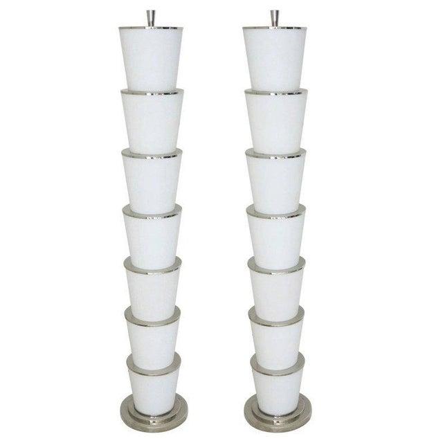 Fabio Ltd Inverno Floor Lamp by Fabio Ltd For Sale - Image 4 of 11