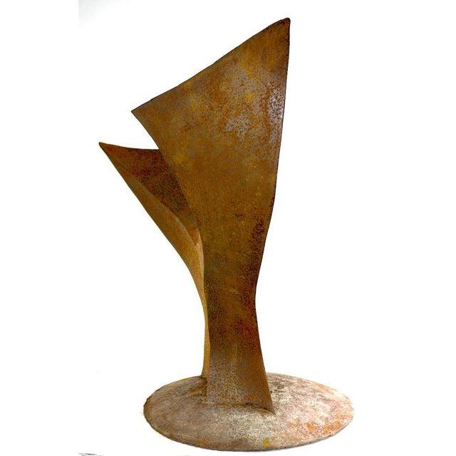Brutalist Sculpture by Noted Artist Jack Hemenway For Sale - Image 11 of 13