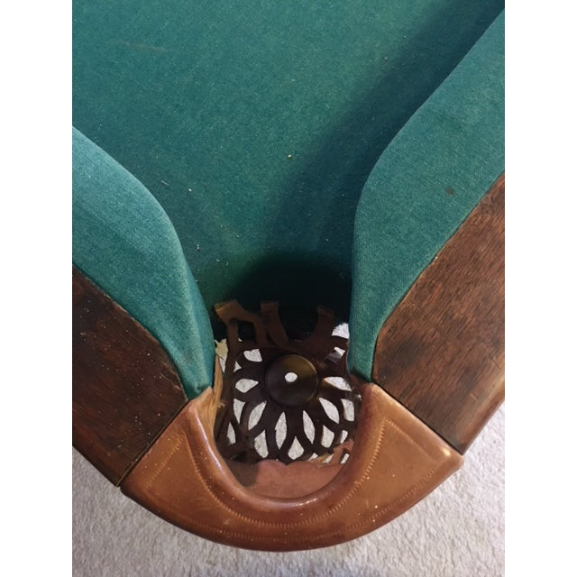British Colonial 19th Century Slate Top Snooker Table For Sale - Image 3 of 13