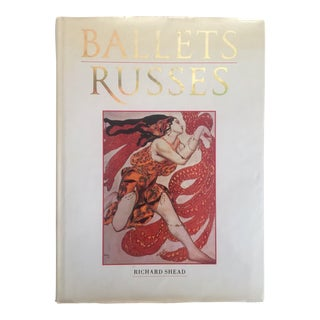 """Ballet Russes"" 1st Edition Vintage 1989 Hardcover Performing Arts Book For Sale"