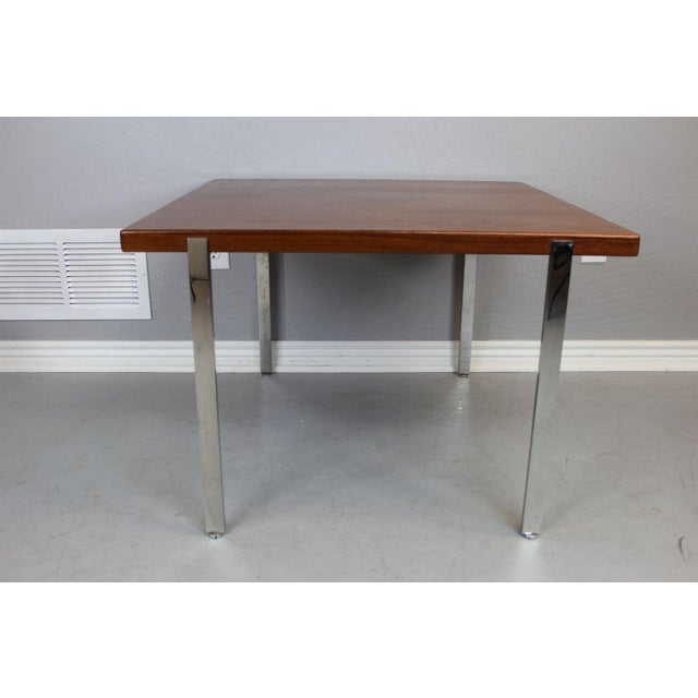 Harvey Probber Architectural Series Side Table - Image 2 of 7