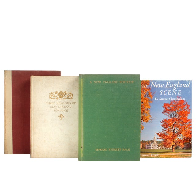 Storied Views of New England Books - S/4 - Image 3 of 3