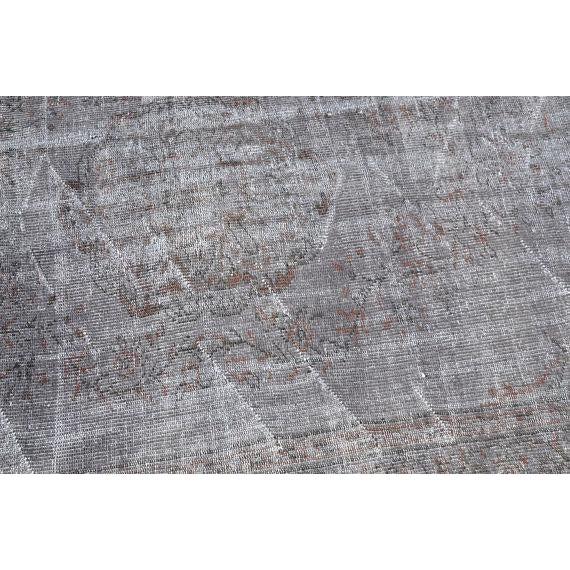 """Oushak Gray Rug -- 5'8"""" x 9'3"""" - Image 6 of 6"""