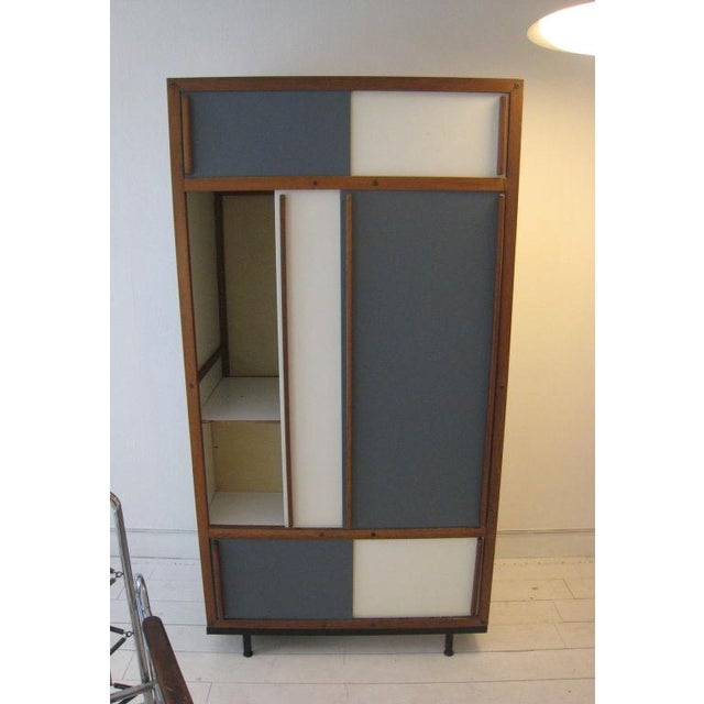 Two French Modernist Cabinets by Andre Sornay - Image 3 of 5