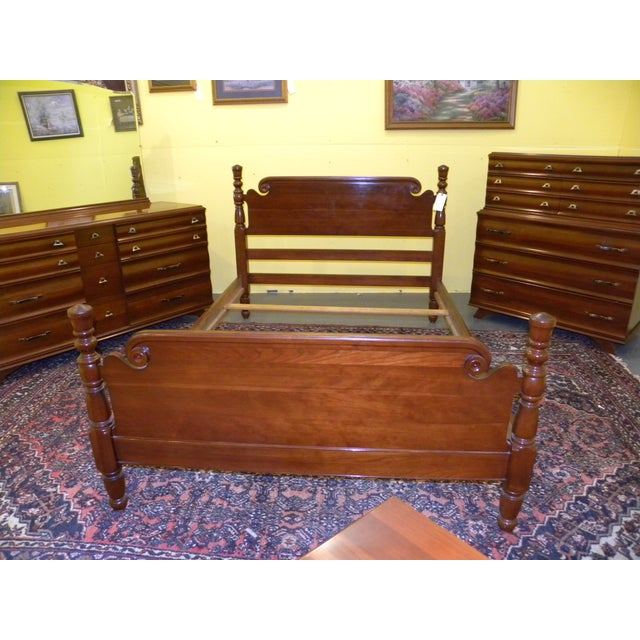 Kling Mid-Century Bedroom Dresser Chest - Image 9 of 10