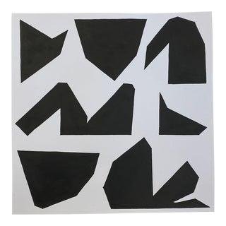 "Ulla Pedersen ""Cut-Up Paper 2002"", Painting For Sale"