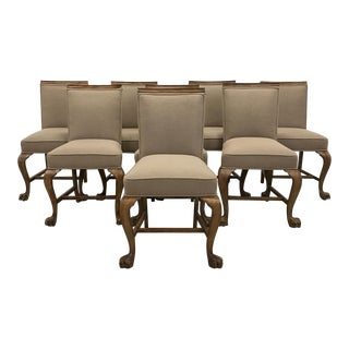 Custom Dining Chairs - Set of 8