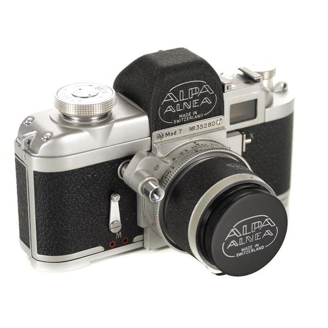Alpa Alnea Model 7 W/50mm 1.8 Camera - Image 1 of 10