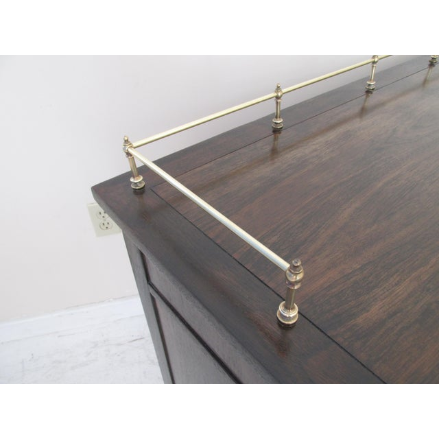 Drexel Mid-Century Serving Cart - Image 8 of 10