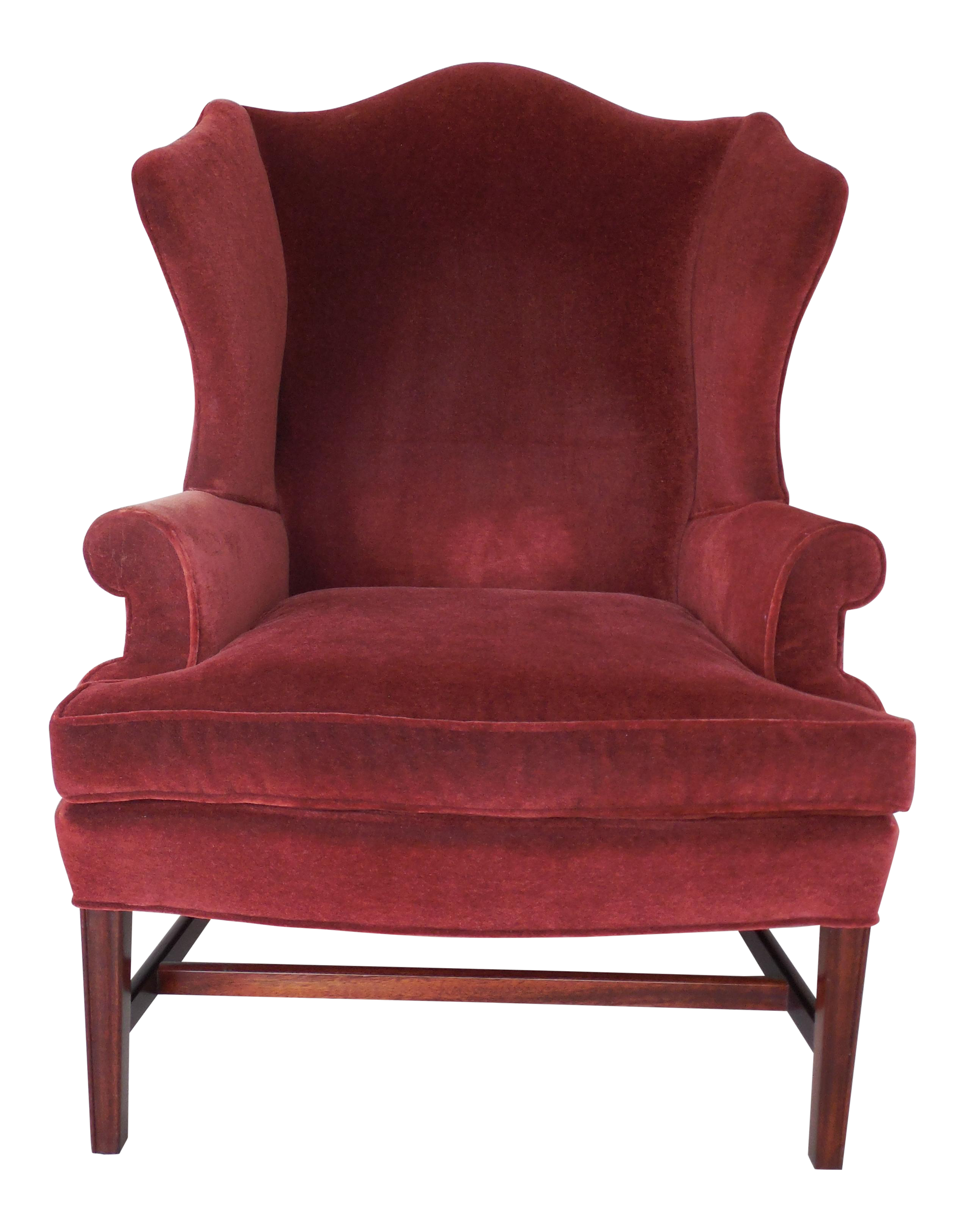 Stickley Colonial Williamsburg Reserve Collection Wing Back Chair