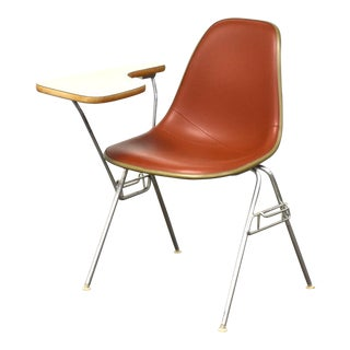 Eames School Shell Chair & Desk For Sale