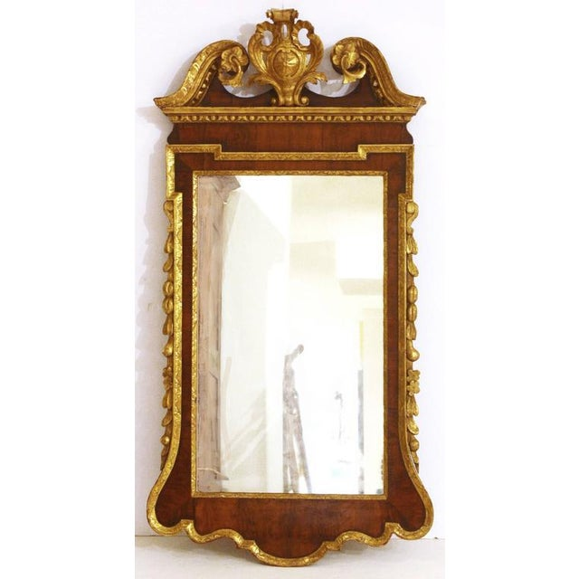 Mid 18th Century Mid 18th Century George II Pier Glass For Sale - Image 5 of 5