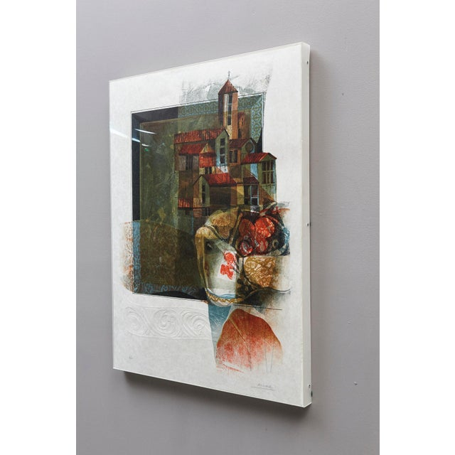Alvar Sunol Munoz-Ramos, Untitled, Signed and Numbered, # 63/80, 1981 For Sale - Image 10 of 11