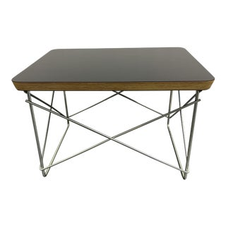 Herman Miller Eames Wire Base Low Table For Sale