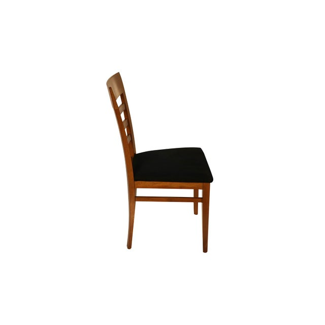 Four A. Sibau Italian Vintage Dining Room Chairs For Sale - Image 12 of 13