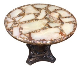 Image of Abalone Accent Tables