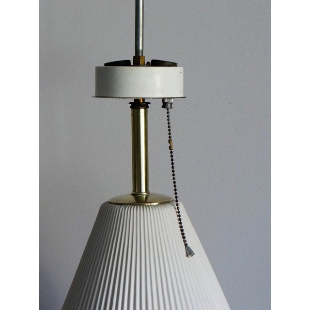 1950s 1950s Gerald Thurston for Lightolier Vintage Table Lamp For Sale - Image 5 of 8
