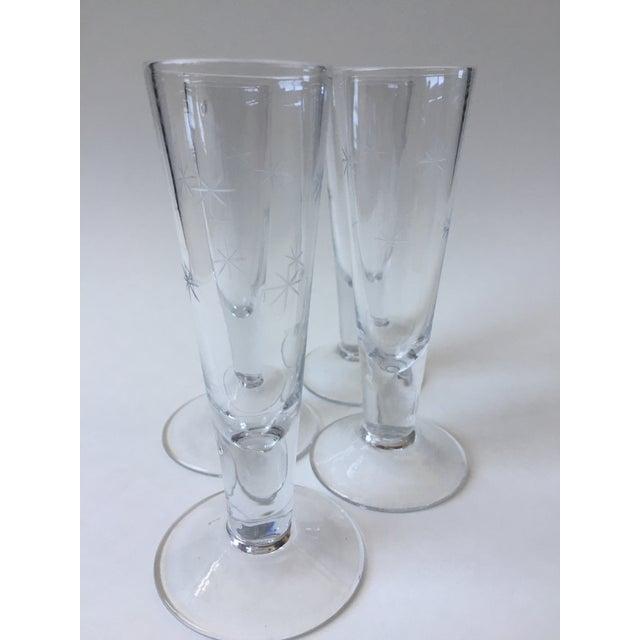 Vintage Mid-Century Shot Glasses - Set of 4 - Image 6 of 9