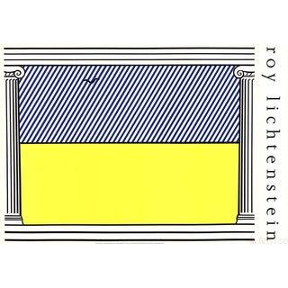 Roy Lichtenstein, Liberte, 1991 Poster For Sale