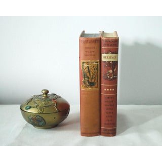 Vintage Art and Literature Books - a Pair Preview