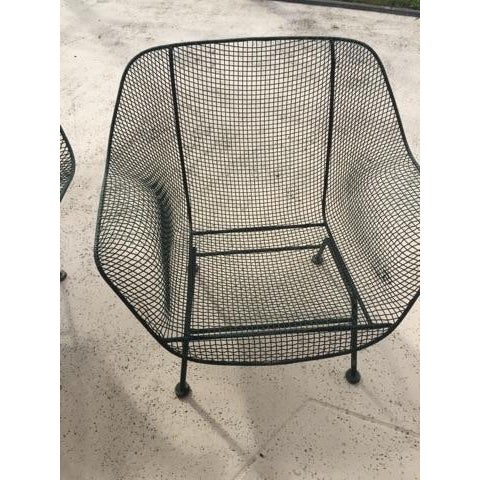 Woodard Sculptura 1950s Chairs - A Pair - Image 5 of 5