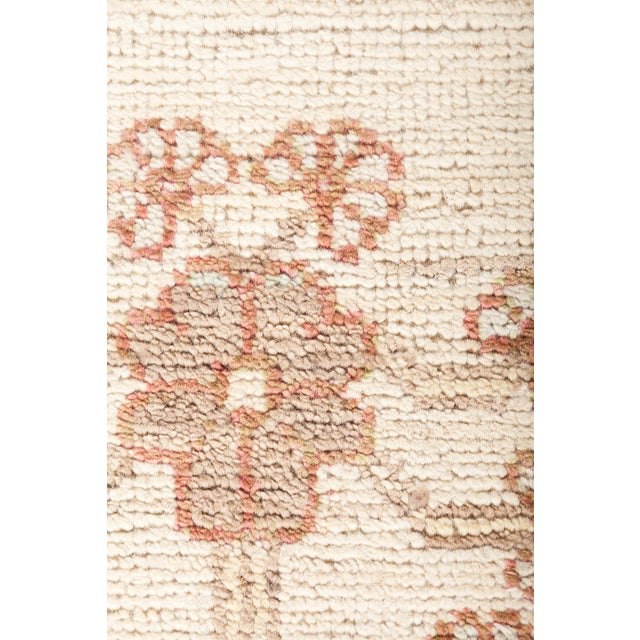 """Traditional Khotan Hand Knotted Area Rug - 9' 10"""" X 13' 9"""" For Sale - Image 3 of 4"""