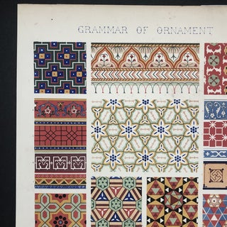 Persian From Grammar of Ornament Preview