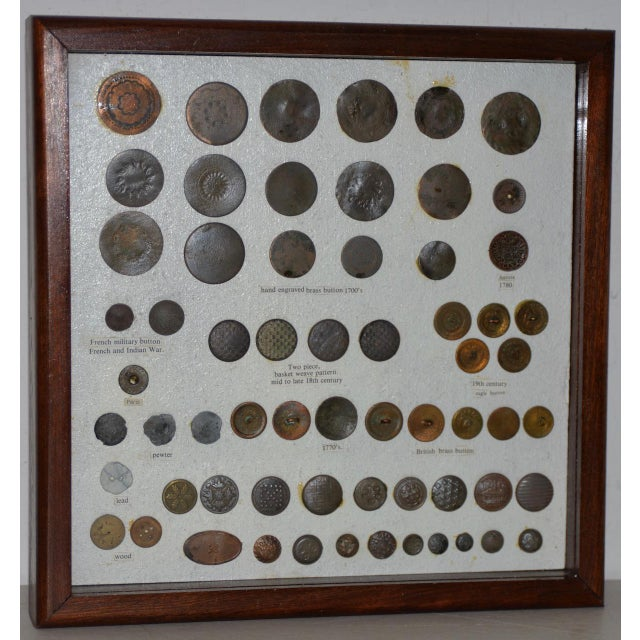 18th to 19th Century Button Collection