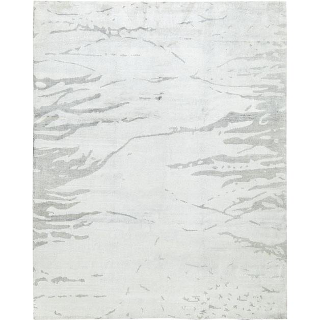 "Contemporary Hand Woven Rug - 8'3"" X 10'1"" - Image 1 of 2"