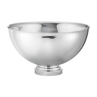 Georg Jensen Art Deco Stainless Steel Manhattan Champagne Bowl For Sale