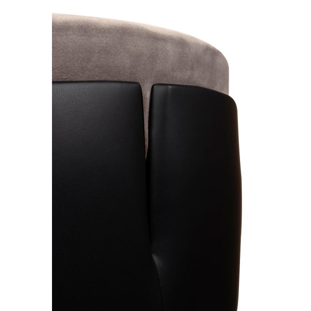 Covet Paris Charla Bar Chair For Sale - Image 6 of 9