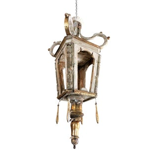 French Rustic Lantern