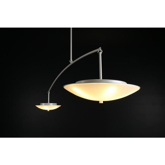 Contemporary Christopher Objects Draftsman No.3 Cantilever Pendant Light by Topher Gent For Sale - Image 11 of 13